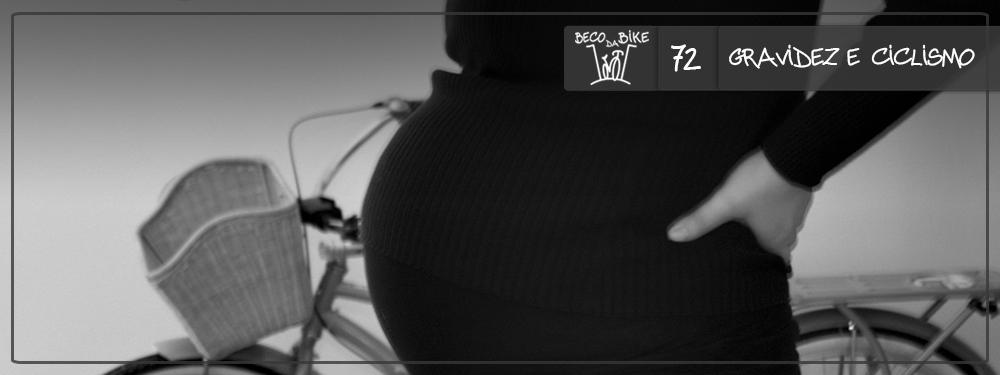 Beco da Bike #72: Gravidez e ciclismo