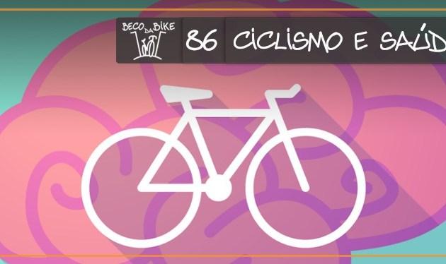Beco da Bike #86: Depressão, ansiedade, ciclismo e saúde mental