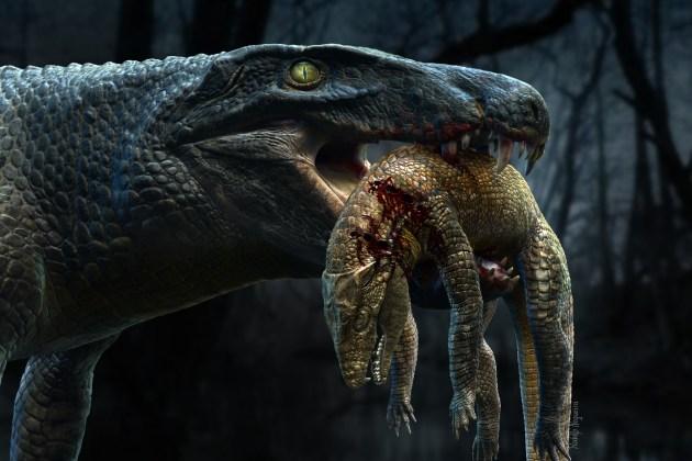 Caracterizando um predador de topo do Cretáceo Brasileiro