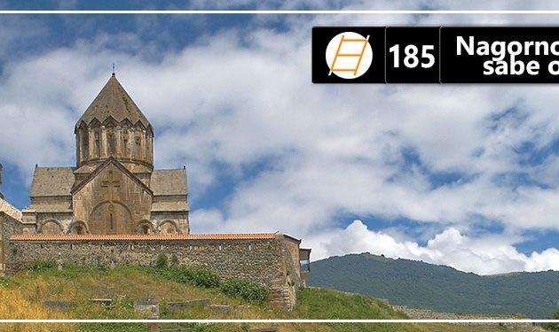 Nagorno-Karabakh, sabe onde fica?