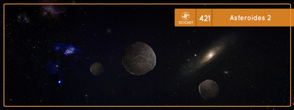 Asteroides 2 (SciCast #421)
