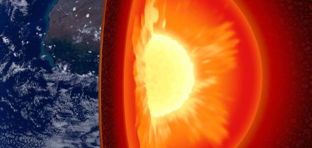 Terremotos, átomos e o núcleo da Terra
