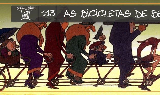 Beco da Bike #113: As bicicletas de Belleville