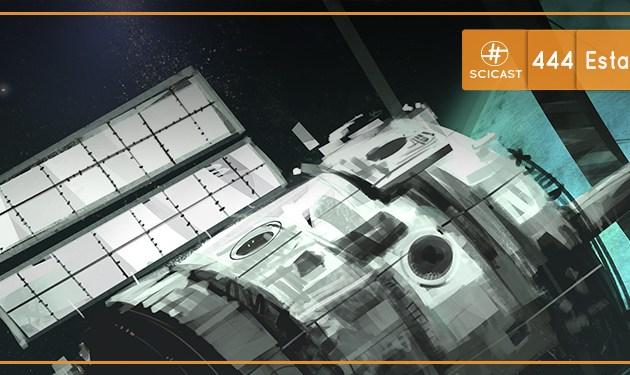 Estações Espaciais (SciCast #444)