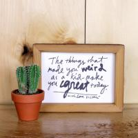 Design Rock Star James Victore Makes Motivational Posters Cool