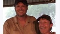 The Voice's Blake Shelton Spends Birthday Rescuing Stranded Man In Oklahoma Flood