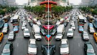 How An App and some Coupons Can Tame urban Congestion