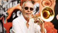 "Exclusive: Stream Jazz Legend Herb Alpert's New Album ""Come Fly With Me"""