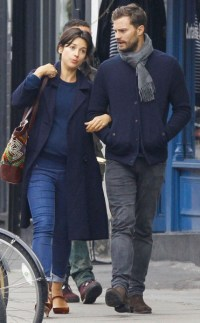 Fifty colorings Of gray's Jamie Dornan Is expecting 2nd child With Amelia Warner