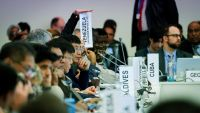 anonymous Hacks Paris climate Talks