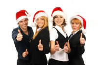 maintain productivity all the way through the holiday Season