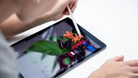 How One Very Traditional Painter Created Her First iPad Pro Art