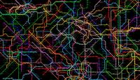 214 Subway methods blended Into One international Metro Map