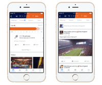 super Bowl Sunday Social Media in shape-Up: Will the new facebook sports activities Stadium Win?