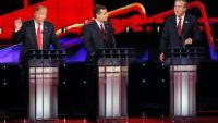 Cruz Takes center Stage ultimately GOP Debate Pre-Iowa Caucuses
