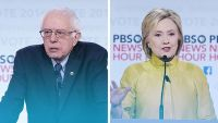Clinton Questions Plausibility Of Sanders's Free lessons proposal