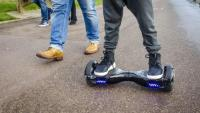 "U.S. government Considers Hoverboards An ""approaching Hazard"""