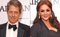 Hugh provide Has A Love if truth be told Reunion At BFI Fellowship With Martine McCutcheon