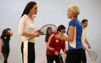 Why it's good to See The Duchess of Cambridge exhibit Her aggressive aspect With Judy Murray