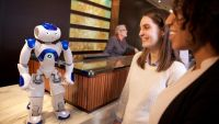 How can i will let you? IBM's Watson Powers Hilton's Robotic Concierge
