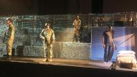 From Battlefield To Stage: inside the First Opera concerning the Iraq battle