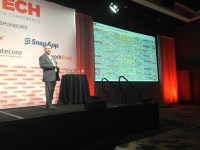 #MarTech conference: Scott Brinker shares his thinking in the back of this year's large MarTech panorama