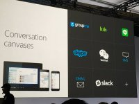 conversation as the new UI: Microsoft makes its chatbot pitch at construct 2016