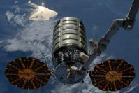 NASA conducts largest fire experiment in space