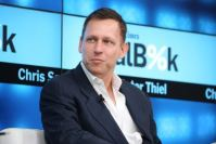 Peter Thiel is the one behind Hulk Hogan's Gawker lawsuit