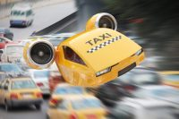 Well, of course, Larry Page invested in two flying car startups