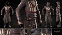 Assassin's Creed Movie: A Closer Look at Aguilar's Assassin Costume