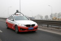 Baidu looks to mass produce self-driving fleet quickly