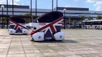 Day One for British self-driving Pod Zero
