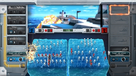 Battleship Updates the Classic Naval Combat Game for Modern Consoles
