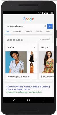 Google Makes Changes To PLA Broad Product Queries