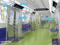 NYC's next subway cars have WiFi and USB ports built-in