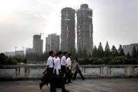 Pyonghattan: More Skyscrapers Go Up in North Korea's Capital