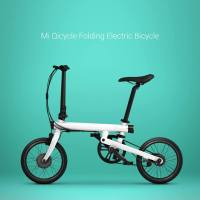 Xiaomi Mi QiCYCLE Electric Folding Bike: Features, Images and Price