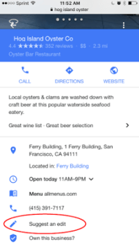 Google Maps Becoming Targeting Tool For Search Marketers