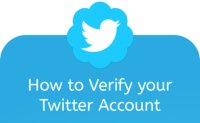 Becoming Legit: How to Get Verified on Twitter [Infographic]