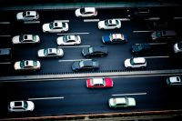Highway ban squeezes lanes for China's self-driving car industry