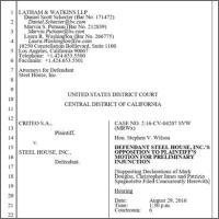 SteelHouse Files Lawsuit Accusing Criteo Of False Advertising