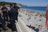 French official threatens lawsuits over internet photos of police