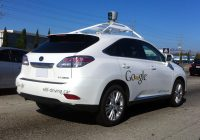 Google's car will automatically pull you over for the police