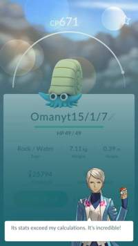 Pokemon GO: How to Calculate IV From the New Appraisal Feature