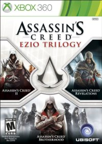 Assassin's Creed The Ezio Collection Announced for PS4, Xbox One