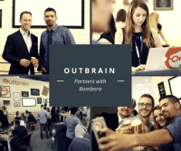 Outbrain Partners With Bombora On B2B Intent Data For Content Marketing