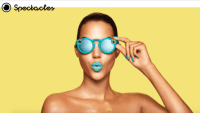 With Spectacles, Snap Inc. eyes augmented reality future, raw reality present