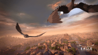 Eagle Flight Now Available on Oculus VR