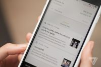 Google Adds Personalized News Feed To Android Home Screen